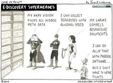 5/17/2010 - e-Discovery Superheroes