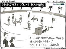 3/21/2011 - eDiscovery Spring Training