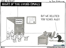 10/31/2011 -Night of the Living Emails