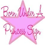 Born Under A Princess Sign 4