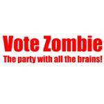 Vote Zombie/Party w/brains
