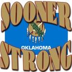 Oklahoma SOONER STRONG