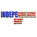 Basic Independence Day in Flag Colors