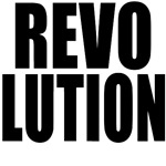 Revolution! In Bold Black and White