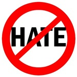 Say NO to Hate, Hate Crimes and Hatred