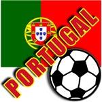 World Soccer PORTUGAL Team T-shirts