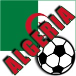 World Soccer ALGERIA Team T-shirts