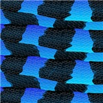 Blue Kraits Sea Snake Pattern