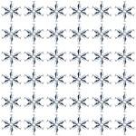 Bluefin Tuna 6pt stars