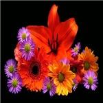 floral bouquet 1750