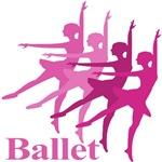Ballet Dance Ballerinas