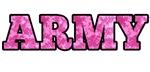 Pink Camo Army