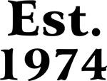 Est. 1974