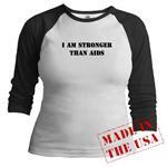 I am Stronger than AIDS