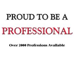 Proud to be a Professional