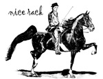 Nice Rack - the 5 gaited kind