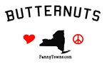 Butternuts (NY) New York T-shirts