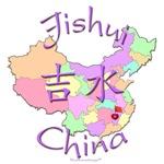 Jishui Color Map, China