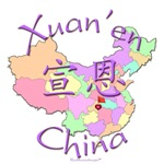 Xuan'en, China