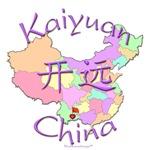 Kaiyuan, China...