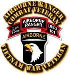 L Co - 75th Infantry (Ranger) - 101st Airborne Div