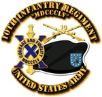 10th Infantry Regiment - BR DUI