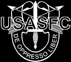 USASFC - SF DUI - No Txt