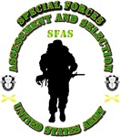 SOF - Special Forces Assessment and Selection