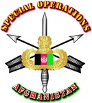 SOF - Special Operations - Afghanistan