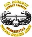 Emblem - Air Assault - Cbt Aslt - Afghanistan