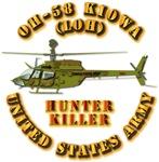 Army - OH-58 - Kiowa - Hunter Killer