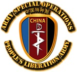 China - Special Operations Forces