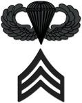 Sergeant - Airborne
