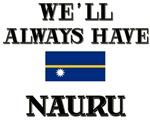 Flags of the World: Nauru
