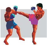 KickBoxers T-Shirts and Gifts