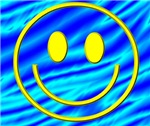 Groovy Smiley Face