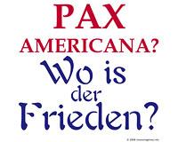 Pax Americana (German)