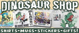 Cool Dinosaur Shirts and Gifts