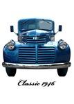 1946 Old Pickup Truck