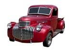 1946 Pick-up Truck Art