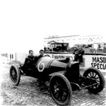 1909 Vintage Race Car
