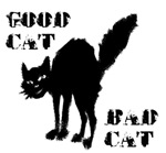 GOOD CAT BAD CAT