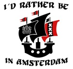 I'D RATHER BE IN AMSTERDAM