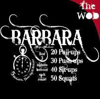 BARBARA WOD