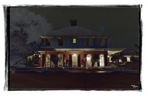 MSU President's Home