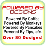 """Powered By"" Designs"