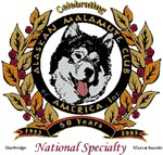 2003 AMCA National Logo Wear