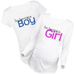 I'm having a...Maternity Shirts