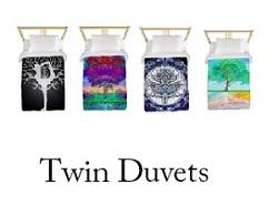 Positive Twin Duvets