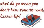 Lissen up!